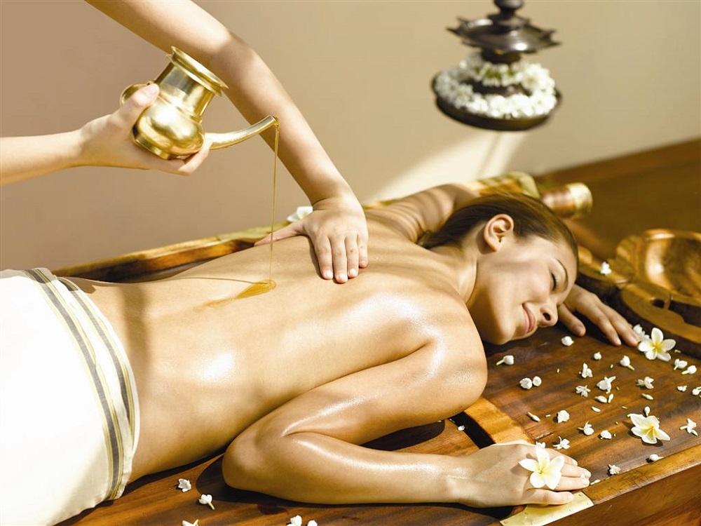 Оил-массаж